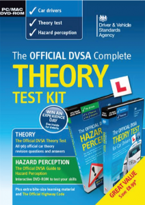 drivng theory book